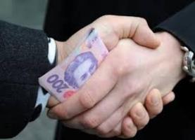 Николаевские налоговики попались на взятке в 150 тыс. грн.