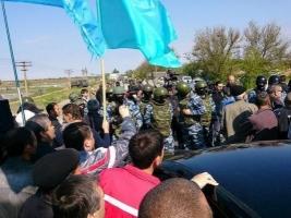 Николаевские активисты присоединятся к блокаде оккупированного Крыма