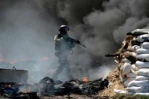 За минувшие сутки боевики нанесли более 40 огневых ударов по украинским войскам - Тымчук