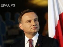 Президент Польши намерен участвовать в переговорах по Украине