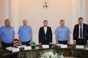 Глава одесской милиции назначил двух своих заместителей