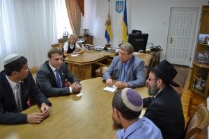 Губернатора Николая Круглова зовут в Израиль