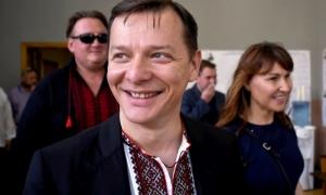 Олег Ляшко сложил с себя полномочия