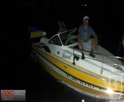 Одесские моряки спасли бывшего президента Приднестровья
