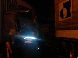 В Николаевской области столкнулись два грузовика, есть жертвы