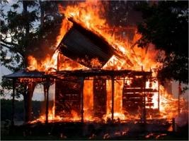 Николаевская область: спасатели за сутки дважды ликвидировали пожары хозяйственных зданий