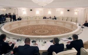 В Минске снова попытаются подписать договор об отводе вооружения менее 100 мм