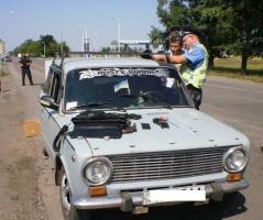 Вооруженные преступники направлялись в Николаев «погулять» - помешали сотрудники ГАИ