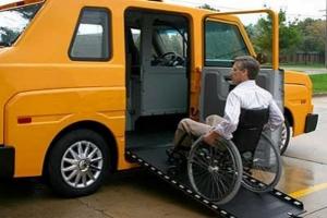 В Николаевской области  чиновники платили перевозчикам за перевозку инвалидов, которая не осуществлялась