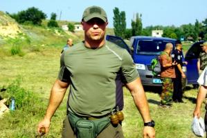 Замначальника ГУМВД в Херсонской области досрочно получил звание