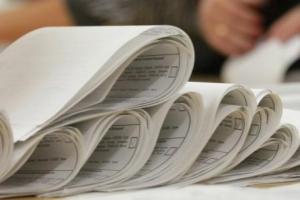 Николаевская городская избирательная комиссия не успевает вовремя передать бюллетени районным ТИК