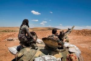 Сирийские повстанцы покидают город Хомс без боя