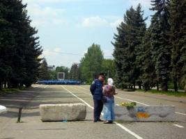 В Одессе милицейские учения сорвали акцию «Антимайдана»