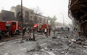 Количество жертв теракта в Багдаде превысило 200 человек