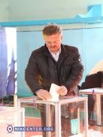 В Херсоне отмечается низкая явка избирателей