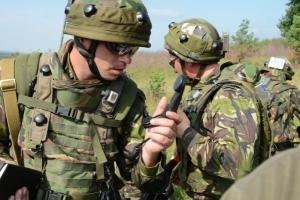 В украинско-американских учениях участвует морская пехота из Николаева