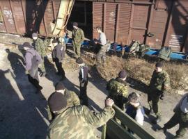 Под Дебальцево идет переброс тактической группы террористов