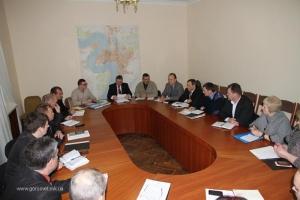 В Николаевской мэрии обсудили план эвакуации горожан в случае террористической угрозы
