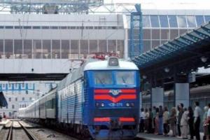 На Троицу и День Конституции «Укрзализныця» запустит дополнительный поезд «Киев-Одесса»