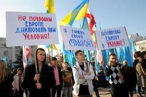 В судах Херсонской области приняли первые решения по делам об организации «Антимайданов»