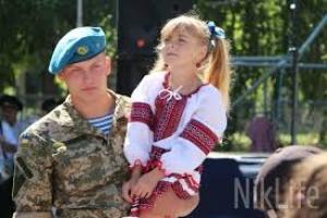 Сенкевич: «Следующий День ВДВ мы отпразднуем в мирной счастливой Украине»