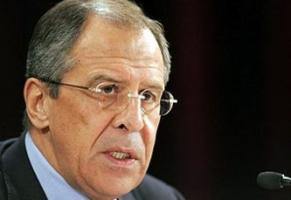Глава МИД РФ Сергей Лавров заявил, что Россия может нанести удары по огневым точкам украинской армии