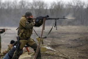 Ночью боевики 20 раз нарушили перемирие - пресс-центр АТО