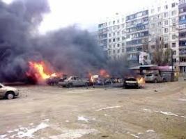 Террористы продолжают наносить огневые удары по населенным пунктам – пресс-центр АТО