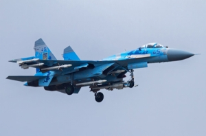 Во время боя под Луганском авиация уничтожила два танка и один