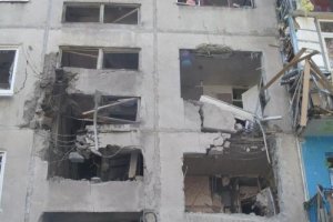 В Авдеевке боевики обстреливают многоэтажки, есть раненые