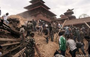 Землетрясение в Непале унесло жизни почти 4-х тысяч человек
