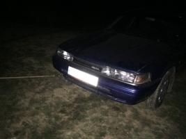 Николаевские спасатели вытащили автомобиль, застрявший на краю обрыва