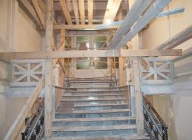 В центре Одессы ремонтируют здание одной из старейших больниц города