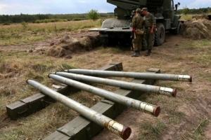 В окрестностях Мариуполя обезврежены более 200 неразорвавшихся снарядов
