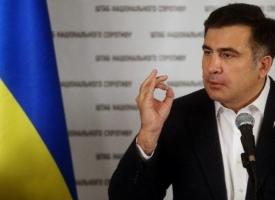 Порошенко назначил главой Совещательного международного совета реформ Саакашвили