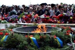 Шествия, митинги, парады, концерты… В Херсоне празднуют 70-летие Победы. ФОТОРЕПОРТАЖ