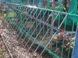 Николаевские правоохранители задержали мужчин, ворующих металл с городского кладбища