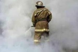 В Николаевской области замыкание электропроводки привело к пожару в жилом доме