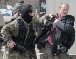 Пять журналистов были убиты с начала боевых действий на востоке - ООН