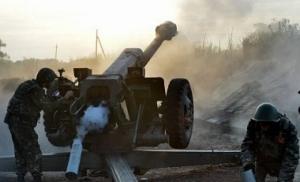 Террористы перешли в наступление под Углегорском и Дебальцево