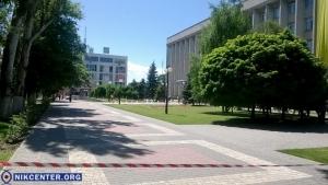 В Херсоне «заминировали» здание горсовета, где проходит III Балтийско-Черноморский экономический форум