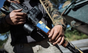 В зоне АТО погиб один украинский военнослужащий, еще трое получили ранение