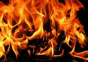 Пожар в центре Одессы: погибли два человека