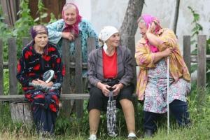 Как выживают украинские пенсионеры (инфографика)