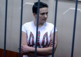 Московский суд отказался выпустить из-под  стражи Надежду Савченко