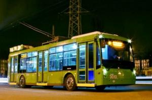 Одесская мэрия берет кредит на покупку 45 троллейбусов