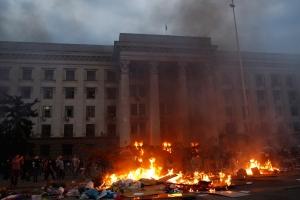 ООН: 2 мая одесская милиция была неактивной