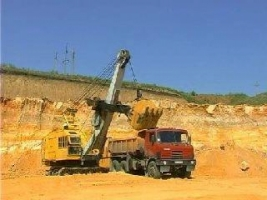 На Херсонщине объявили мораторий на добычу песка