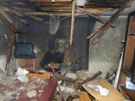 В одном из сел Братского района взорвалась летняя кухня