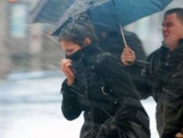 В Николаеве объявлено штормовое предупреждение: ожидаются сильные дожди и резкие порывы ветра